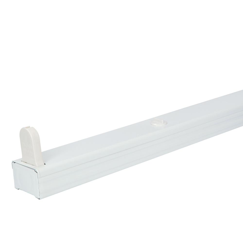 TL armatuur zonder LED enkelvoudig IP20 - 120cm