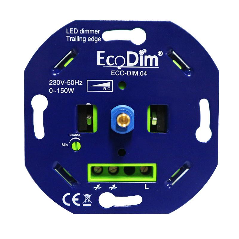 LED dimmer 0-150 Watt fase afsnijding
