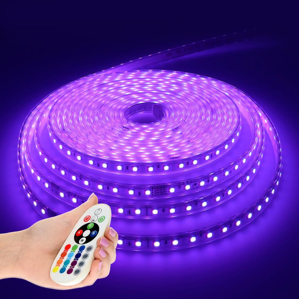 LED STRIP RGB 10M IP65 FLEX60