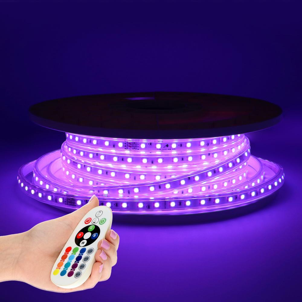 LED STRIP RGB 25M IP65 FLEX60
