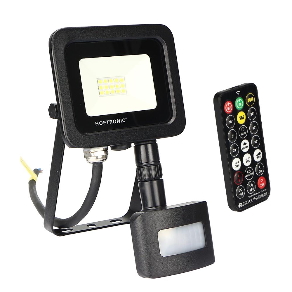 LED STRALER 10-90W IP65 MET 2-IN-1 SENSOR