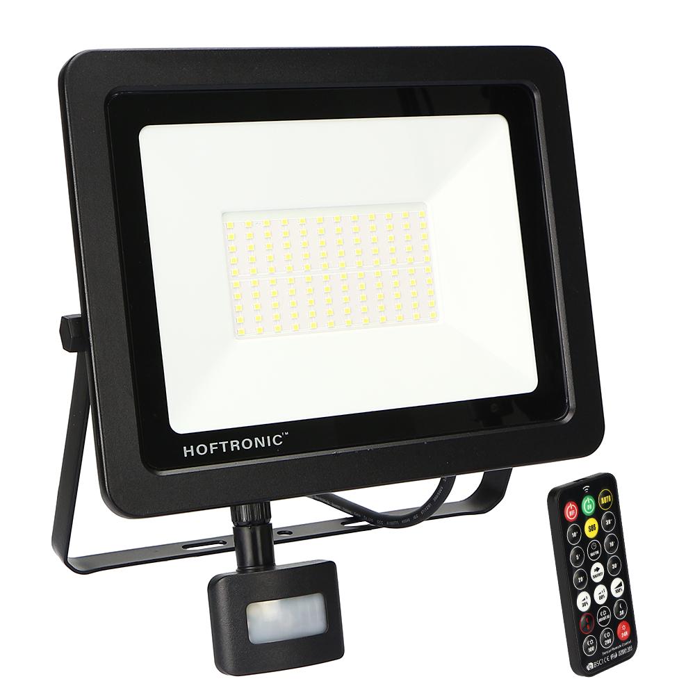 LED STRALER 100-1000W IP65 MET 2-IN-1 SENSOR