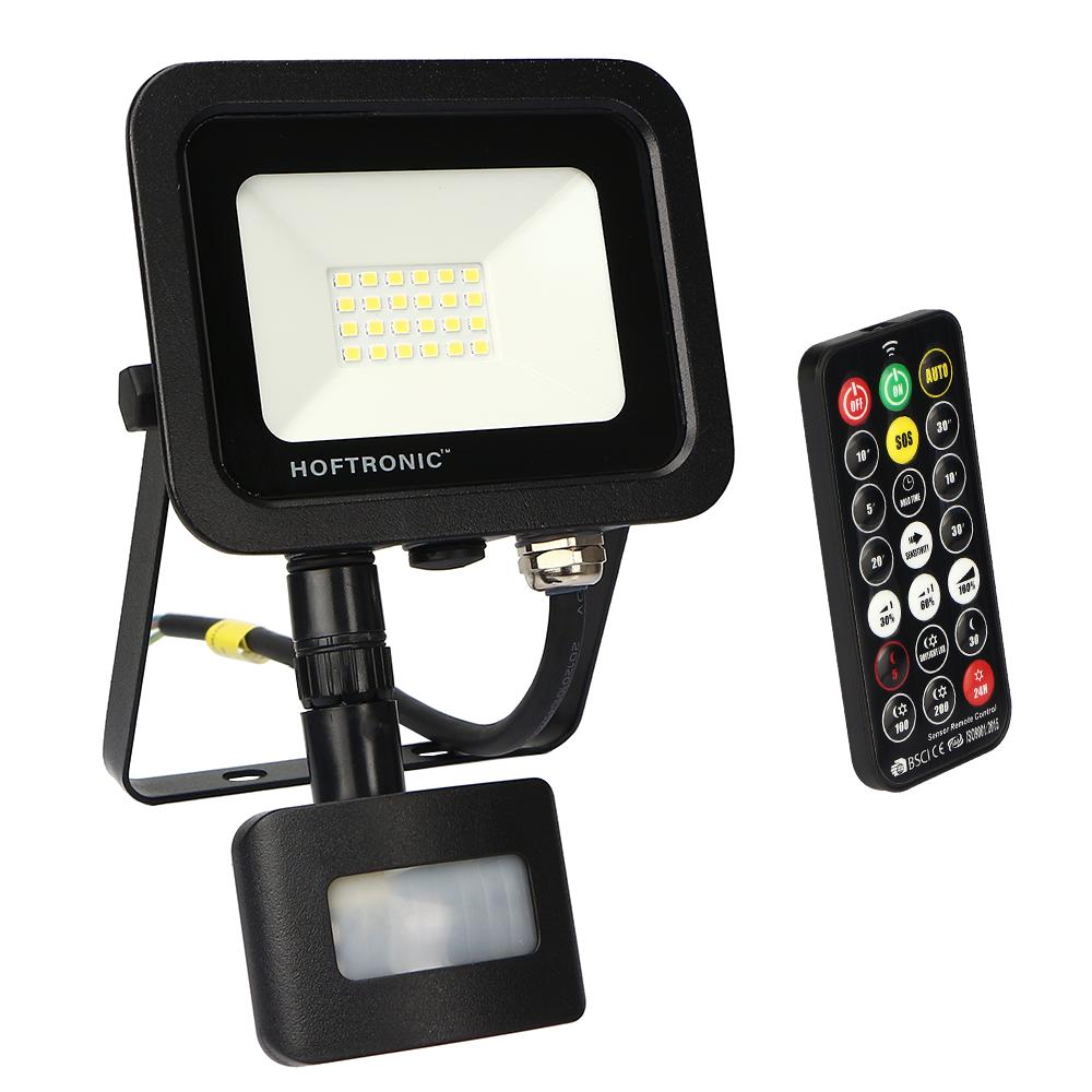 LED STRALER 20-180W IP65 MET 2-IN-1 SENSOR