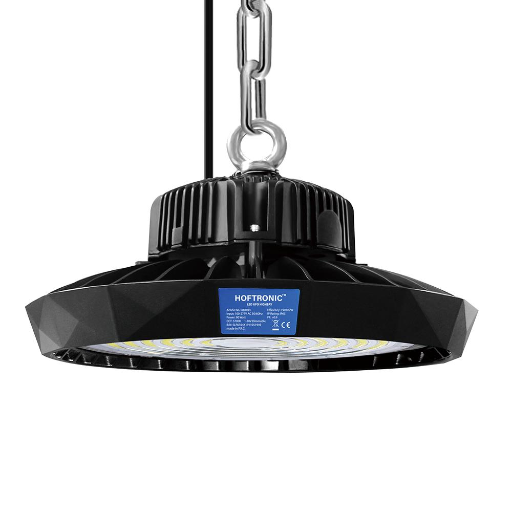 LED HIGH BAY 90W 190lm/W 5700K IP65