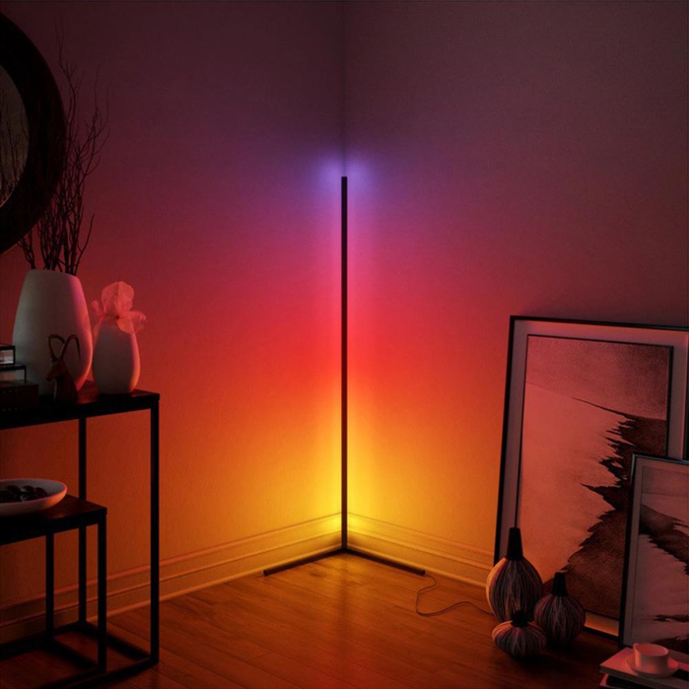 LED RGB VLOERLAMP