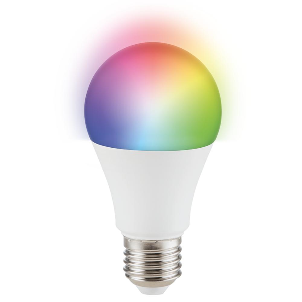 E27 SMART LED LAMP RGBWW 10W