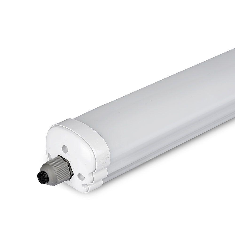 TL LED ARMATUUR 24-200W IP65 120CM 160LM/W KOPPELBAAR