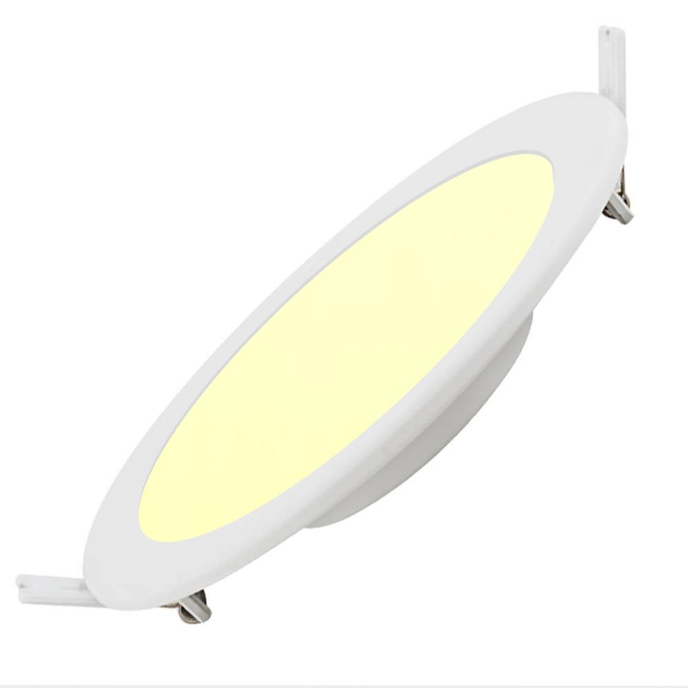LED DOWNLIGHT 6-40W Ø115 mm