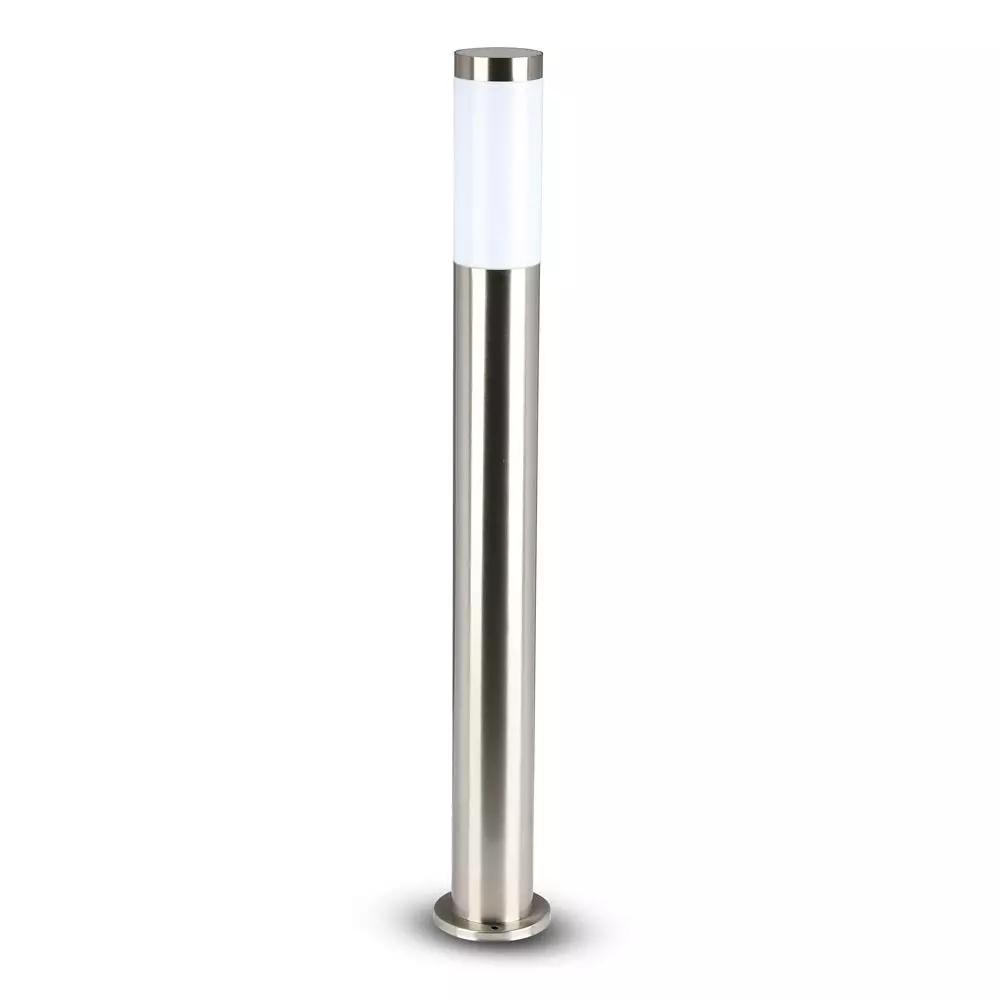 LED SOKKELLAMP LARGE 7W IP44 RVS